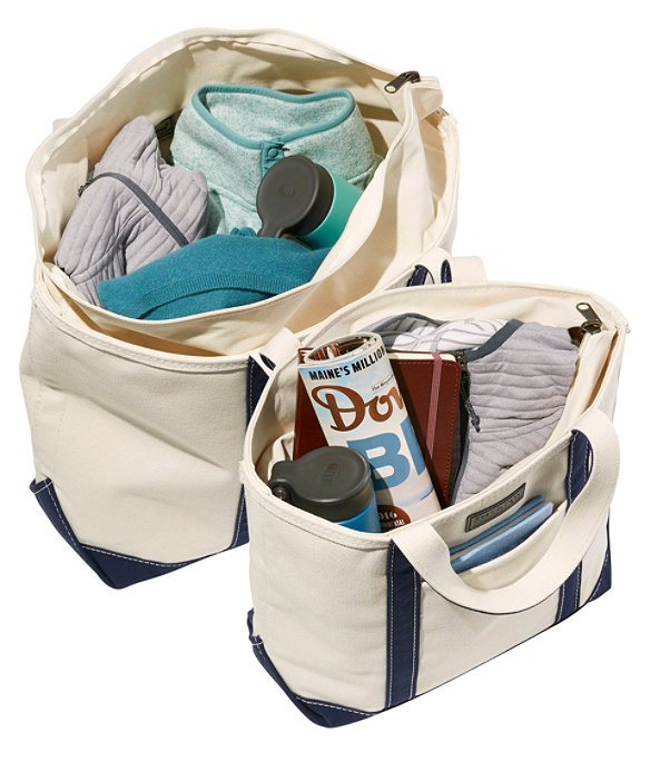 Boat and Tote with Pocket, Medium, , large image number 1