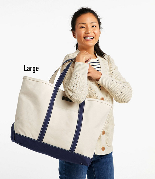 Boat and Tote with Pocket, Medium, , large image number 3
