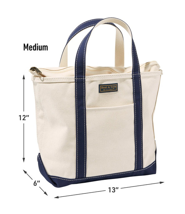 Boat and Tote with Pocket, Medium, , large image number 4