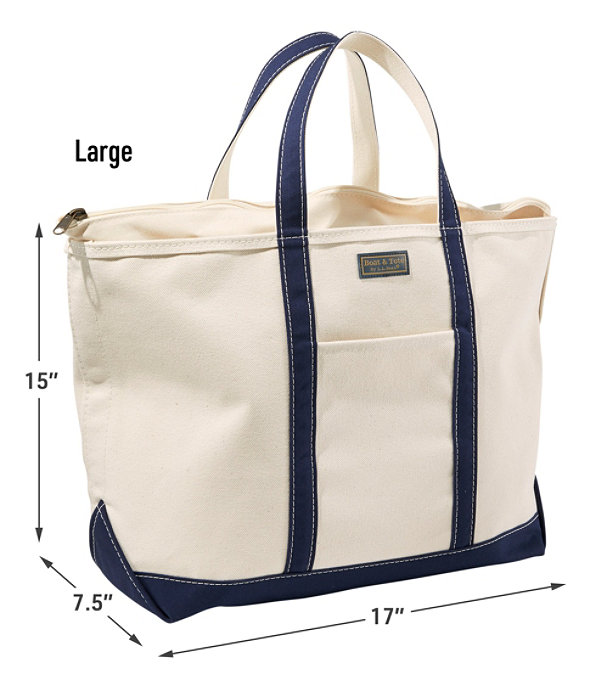 Boat and Tote with Pocket, Medium, , large image number 5