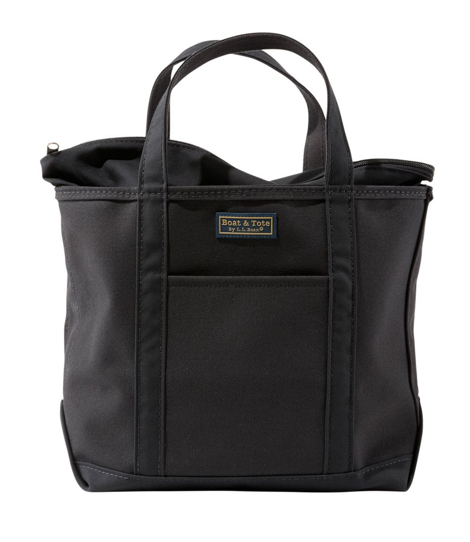 Boat and Tote, Zip-Top with Pocket