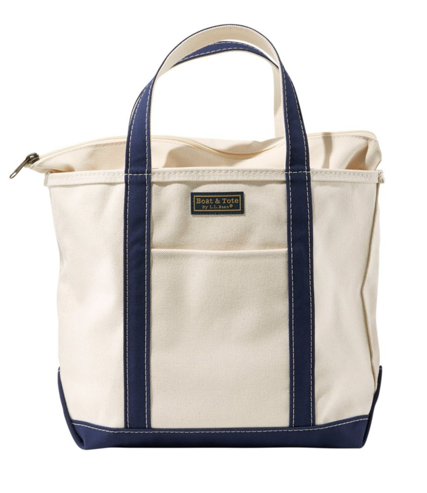 Boat and Tote with Pocket, Medium