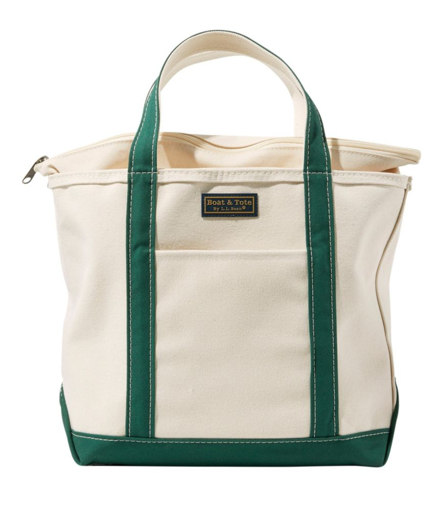 Boat and Tote with Pocket