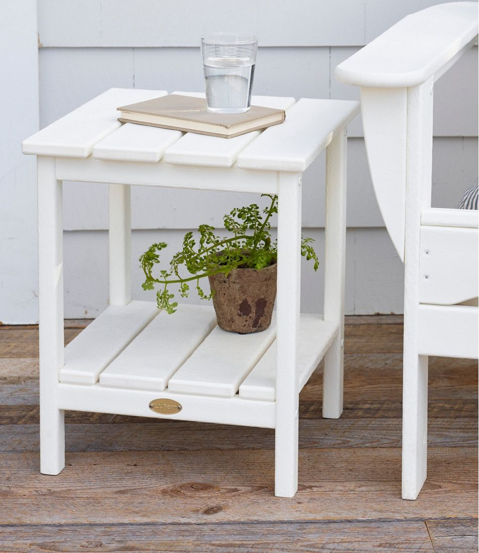 All-Weather Square Side Table