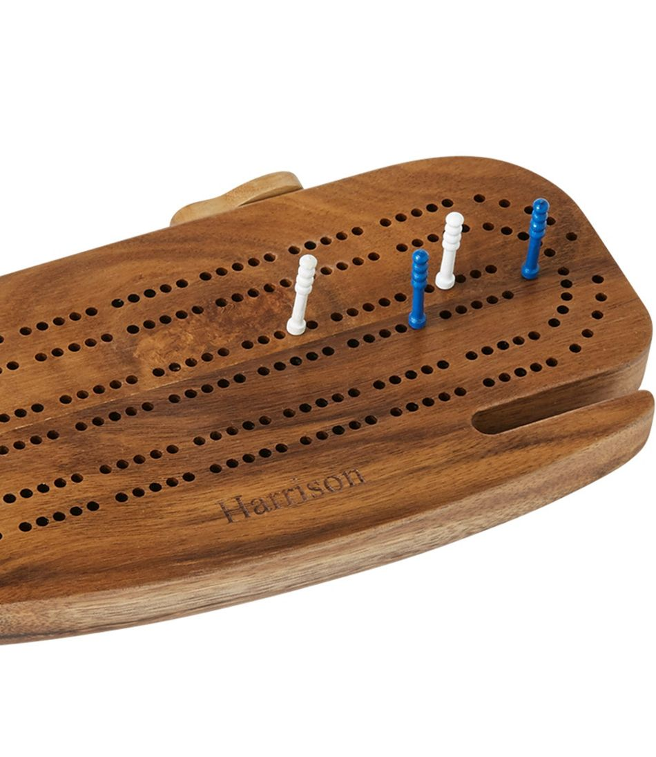 Whale Cribbage