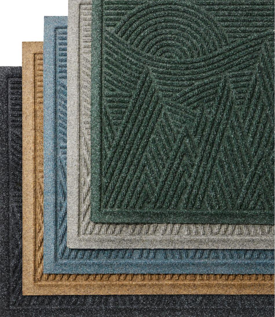 Everyspace Recycled Waterhog Doormat, Mountain Scene