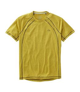 Men's L.L.Bean Quick-Dry Trail Tee Short-Sleeve