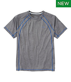 Men's L.L.Bean Quick-Dry Trail Tee Short-Sleeve