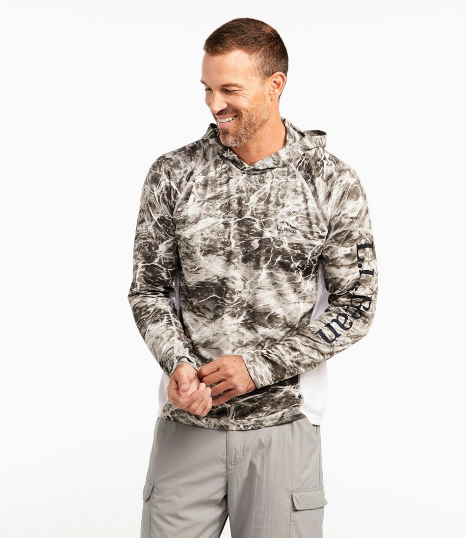 Men's Tropicwear Knit Hoodie, Print