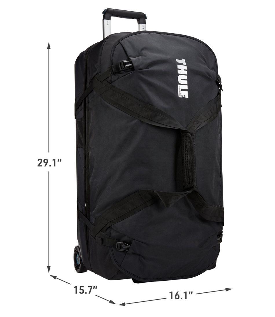 Thule Subterra Rolling Duffle Bag, 90L
