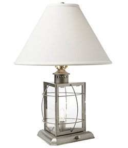 Hurricane Table Lamp