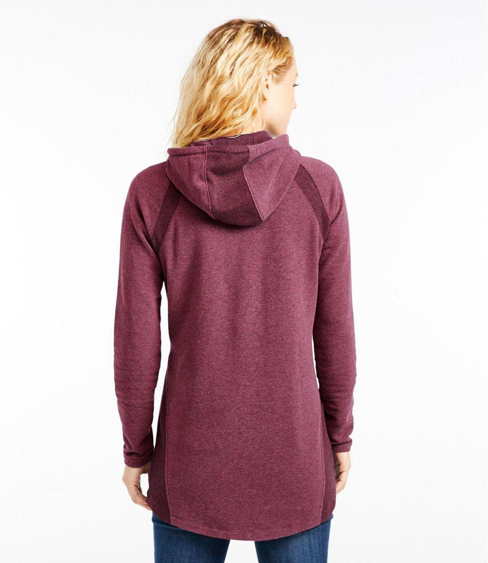 Women's L.L.Bean Cozy Full-Zip Hooded Sweatshirt