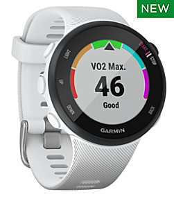 Garmin Forerunner 45S GPS Running Watch
