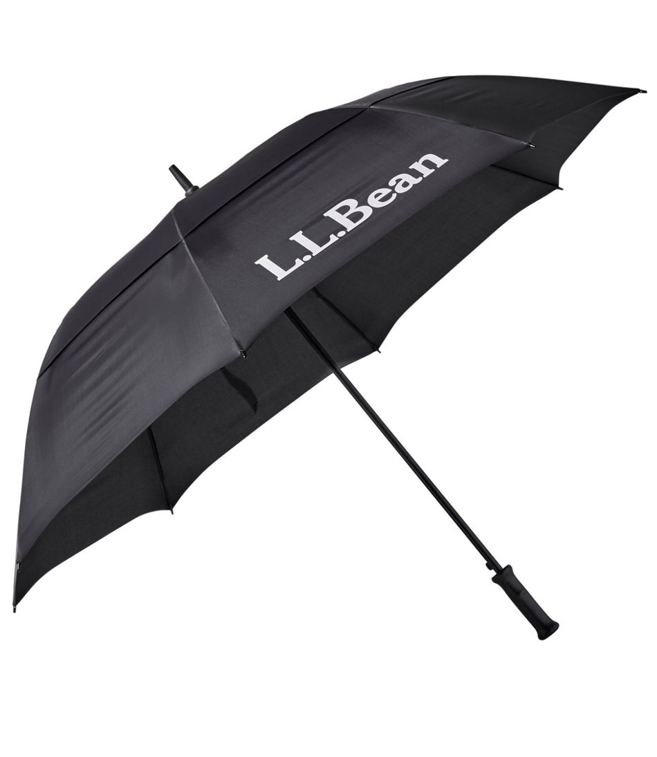 def72a85eef9 L.L.Bean Windjammer Auto-Open Golf Umbrella