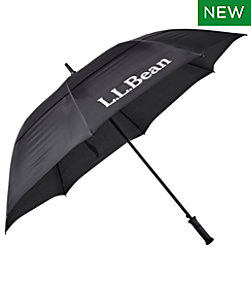L.L.Bean Windjammer Auto-Open Golf Umbrella