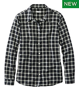 Organic Flannel Shirt