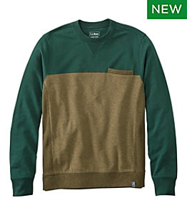 Men's Comfort Camp Crewneck Sweatshirt