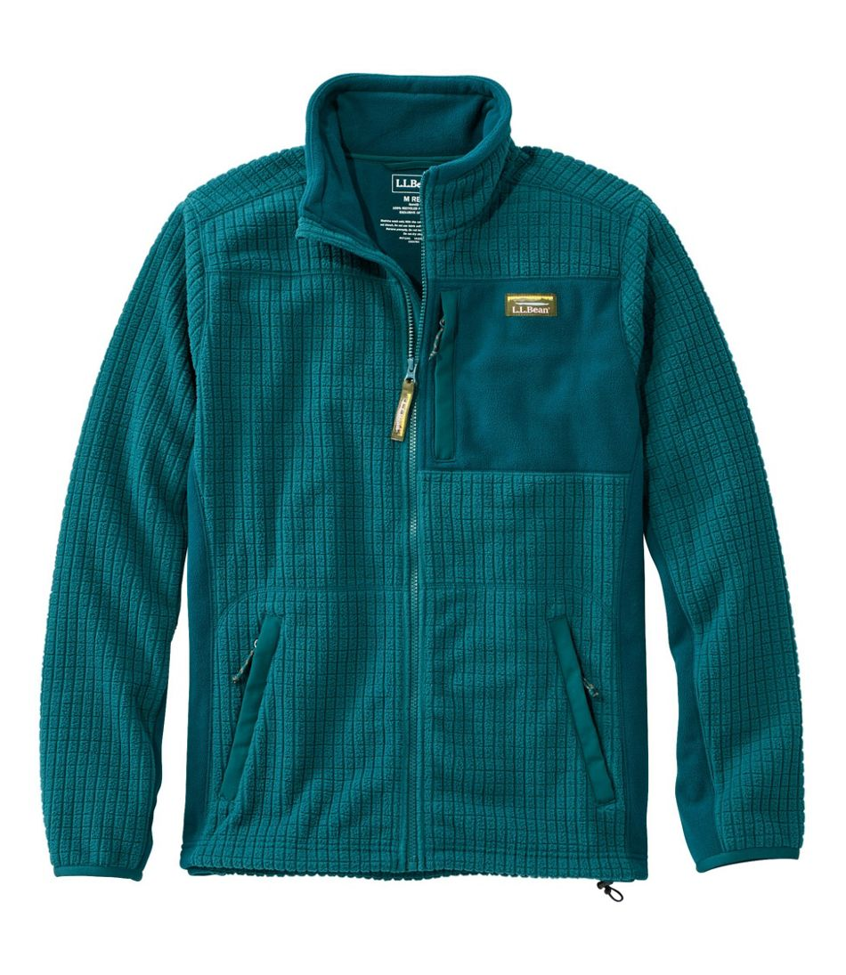 Men's Mountain Classic Windproof Fleece Jacket