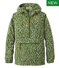Men's Mountain Classic Anorak, Print Regular
