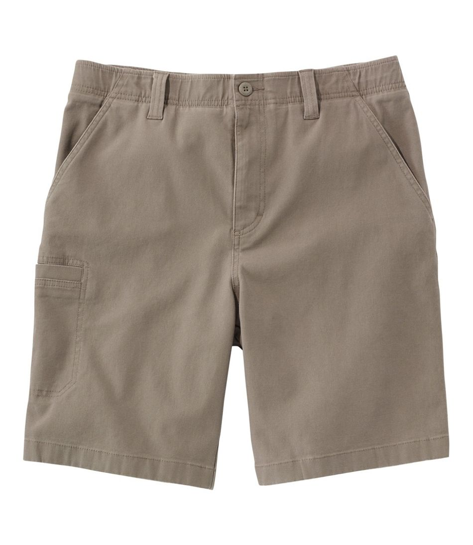 Men's Stretch Pathfinder Shorts, Natural Fit