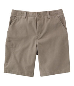 Men's Stretch Pathfinder Shorts, Natural Fit