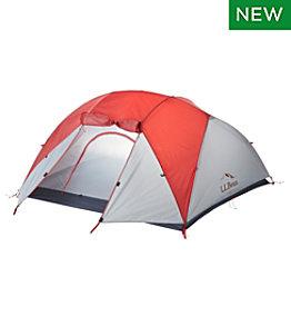 L.L.Bean Mountain Light HV 3 Tent With Footprint
