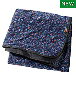Waterproof Outdoor Blanket, Extra-Large Print