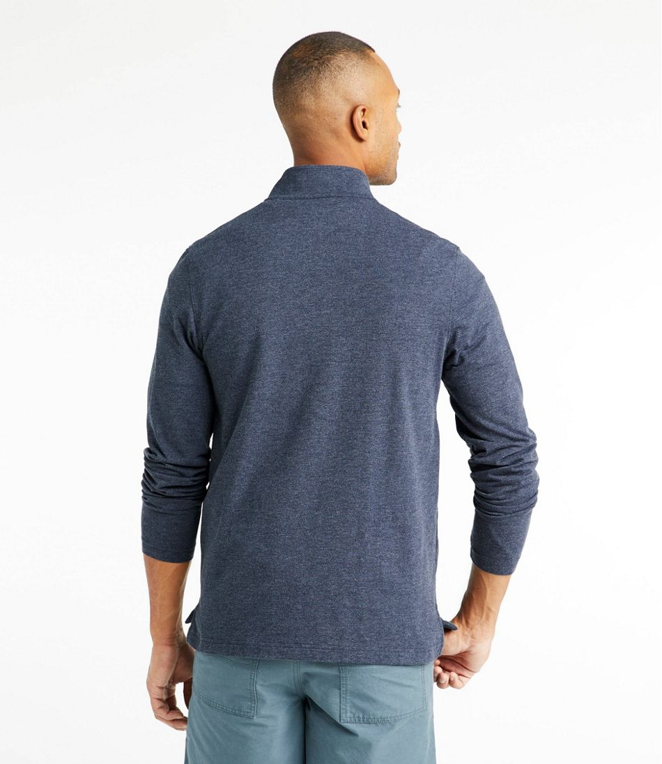 Men's Allagash Knit Pullover, Long-Sleeve