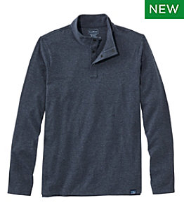 Men's Allagash Snap Tee Pullover, Long-Sleeve