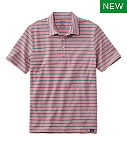 Men's Stonecoast Stretch Polo, Short-Sleeve, Stripe