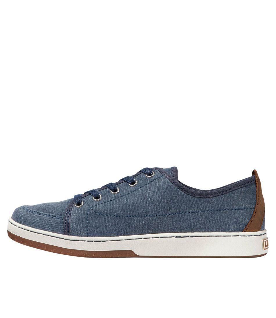 Men's Campside Canvas Shoes, 5-Eye