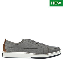 Men's Campside Shoe 5-Eye Canvas
