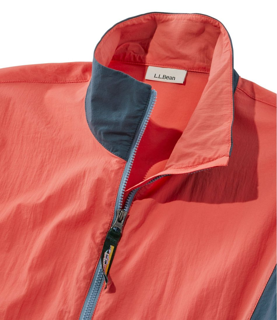Women's Stowaway Windbreaker, Colorblock
