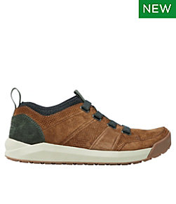 Men's Vista Slip-On Hikers, Low