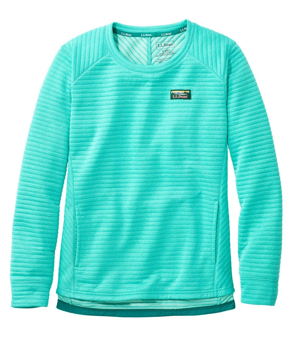 Women's Airlight Knit Crewneck Pullover