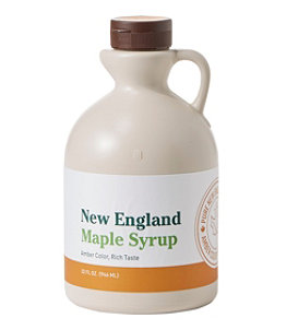 New England Maple Syrup, Quart