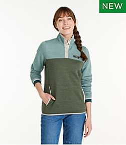 Women's AirLight Pullover, Colorblock
