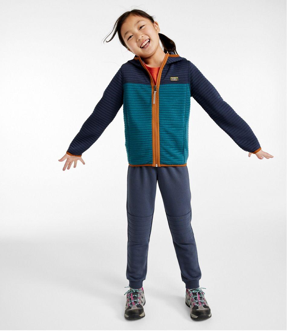 Kids' Airlight Full-Zip Hoodie, Colorblock