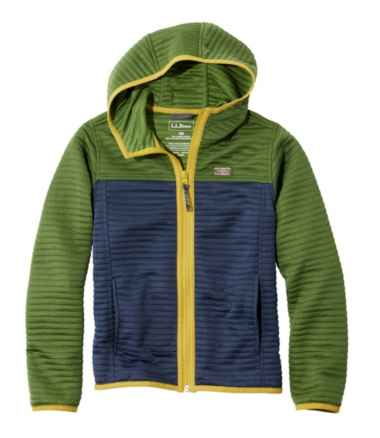 Kids' Airlight Full-Zip Hoodie, Colorblock