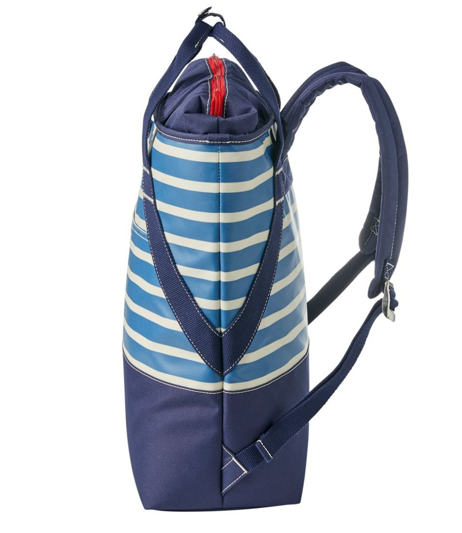 Insulated Backpack, Print