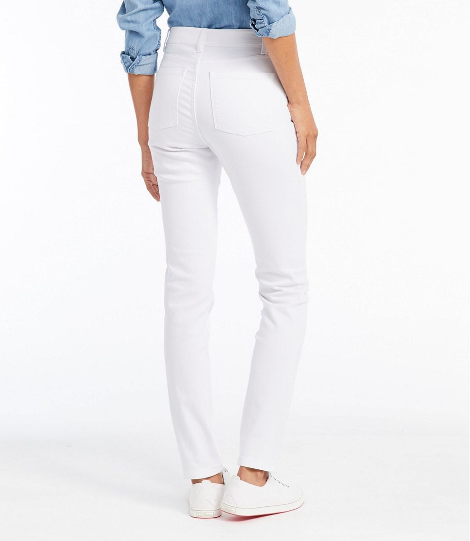 True Shape Jeans, Classic Skinny Colored Denim