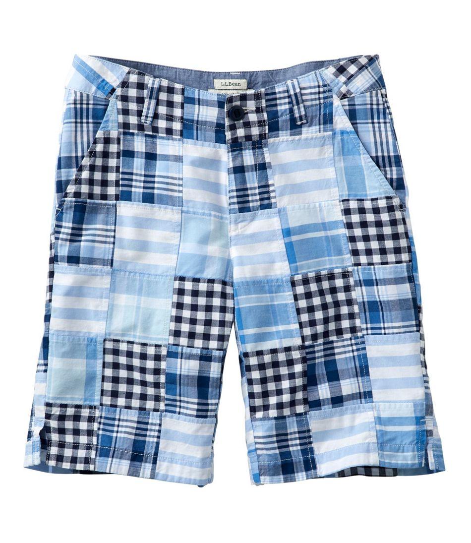 Women's Lakewashed Chino Shorts, Bermuda Patchwork