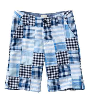 Lakewashed Chino Shorts, Bermuda Patchwork