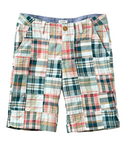 Women's Lakewashed Chino Shorts, Bermuda Patchwork