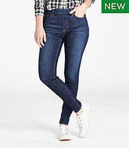 Women's BeanFlex Jeans, Favorite Fit Pull-On