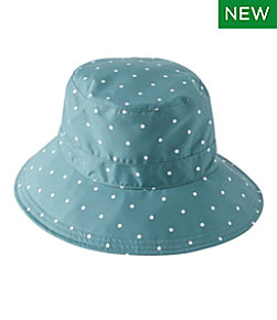 Women's H2Off Rain Bucket Hat, Print