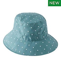 Women's H2Off Rain Bucket Hat, Print
