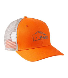 Adults' L.L.Bean Trucker Hat Logo