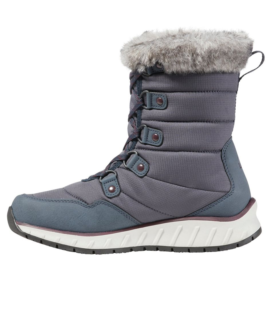 Women's Snowfield Waterproof Boots, Mid Insulated