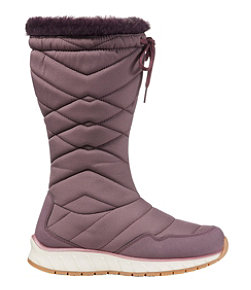 Women's Snowfield Waterproof Boots, Tall Insulated